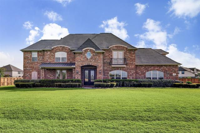 3909 Pebble Brook Drive, League City, TX 77573 (MLS #14339152) :: The Bly Team