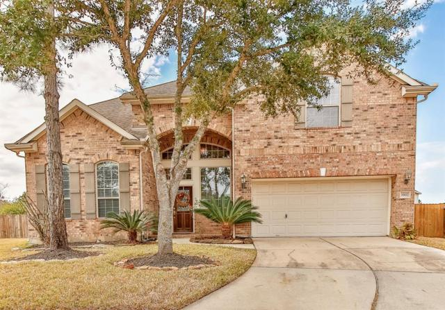 9902 Krone Court, Humble, TX 77396 (MLS #14349273) :: The Sansone Group