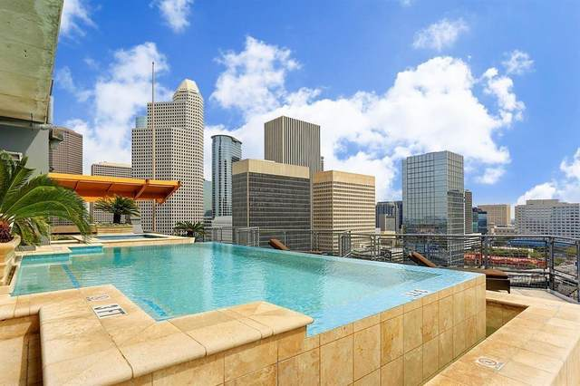 2000 Bagby Street #11441, Houston, TX 77002 (MLS #14359290) :: My BCS Home Real Estate Group