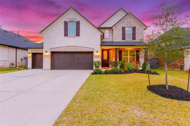 1910 Evergreen Bay Lane, Katy, TX 77494 (MLS #14373768) :: The Bly Team