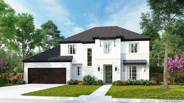1413 Pine Chase Drive, Houston, TX 77055 (MLS #14377982) :: The Home Branch