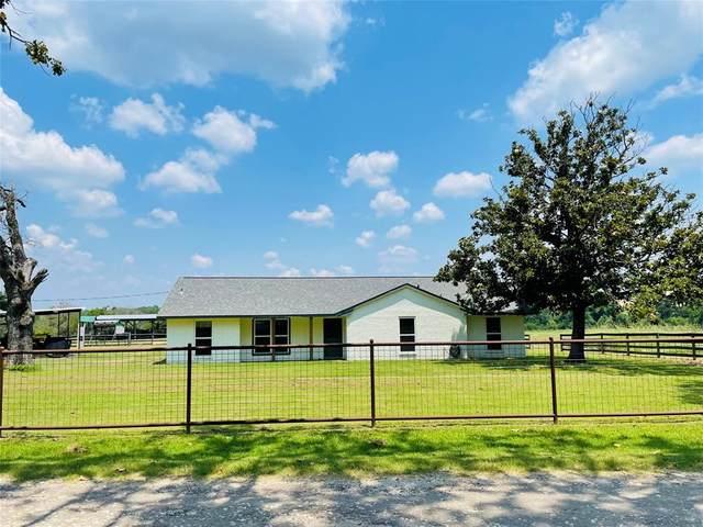 5610 County Road 260, Oakwood, TX 75855 (MLS #14385818) :: Christy Buck Team