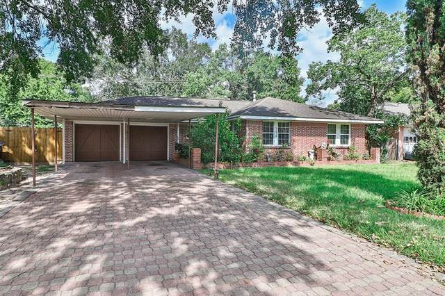 5614 W 43rd Street, Houston, TX 77092 (MLS #14390115) :: Guevara Backman