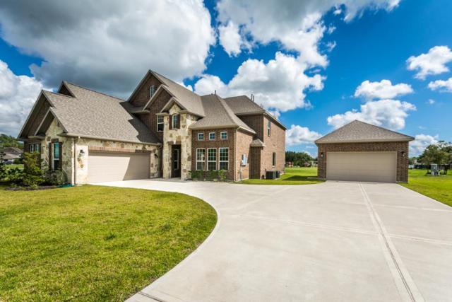 311 Lago Circle, Santa Fe, TX 77517 (MLS #14396673) :: Texas Home Shop Realty