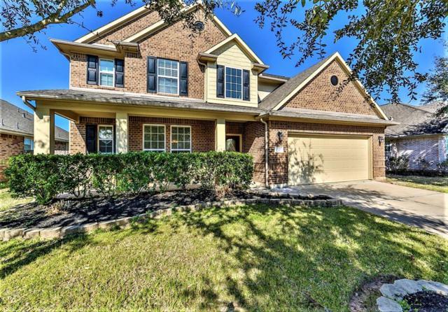 6126 Wickshire Drive, Rosenberg, TX 77471 (MLS #14422400) :: Fairwater Westmont Real Estate