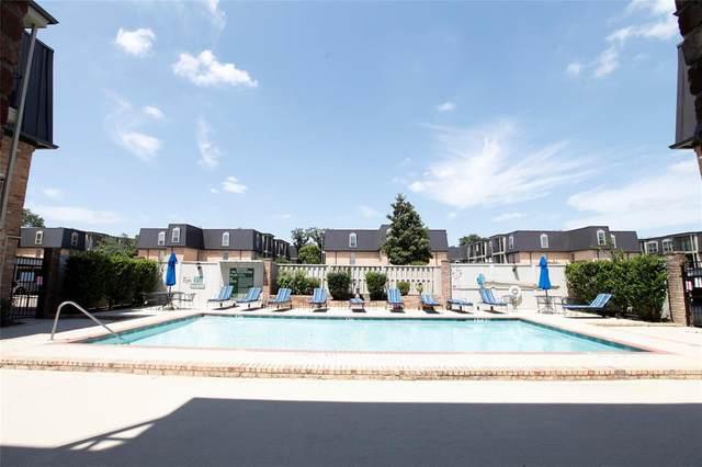 2400 N Braeswood Boulevard #120, Houston, TX 77030 (MLS #14428346) :: The Heyl Group at Keller Williams