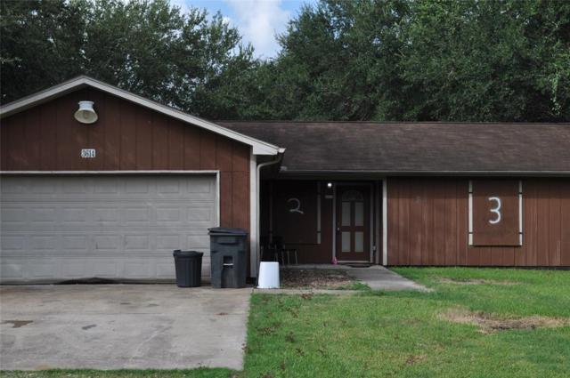 3614 Mitchell, Bacliff, TX 77518 (MLS #14444148) :: Texas Home Shop Realty