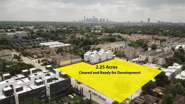 1205 W 17th Street, Houston, TX 77008 (MLS #14454904) :: Giorgi Real Estate Group