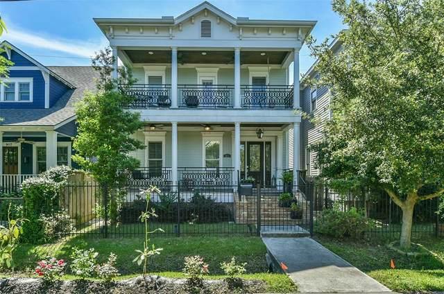 911 Nicholson Street, Houston, TX 77008 (MLS #14455772) :: Giorgi Real Estate Group