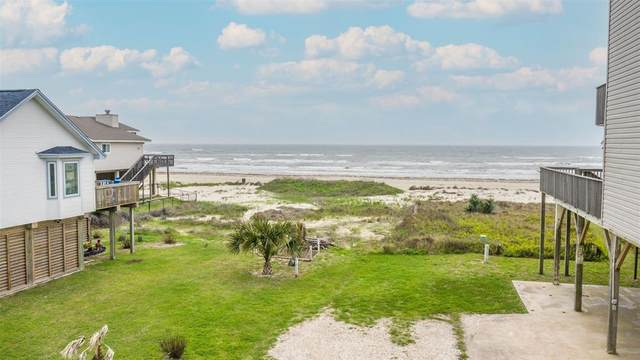 Lot 1 Gulf, Galveston, TX 77554 (MLS #14456191) :: The SOLD by George Team