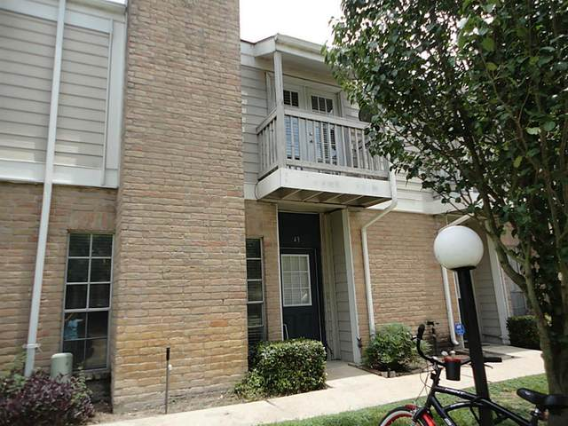 11710 Southlake Drive #43, Houston, TX 77077 (MLS #14467031) :: Ellison Real Estate Team
