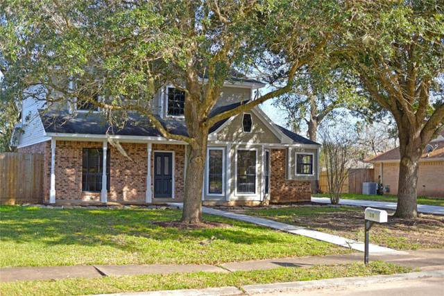 210 Daffodil Street, Lake Jackson, TX 77566 (MLS #14470024) :: Keller Williams Realty
