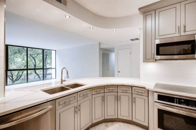 5001 Woodway Drive #305, Houston, TX 77056 (MLS #14476357) :: Phyllis Foster Real Estate