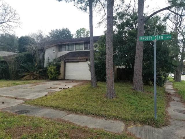 12939 Knotty Glen Lane, Houston, TX 77072 (MLS #14489504) :: Fairwater Westmont Real Estate