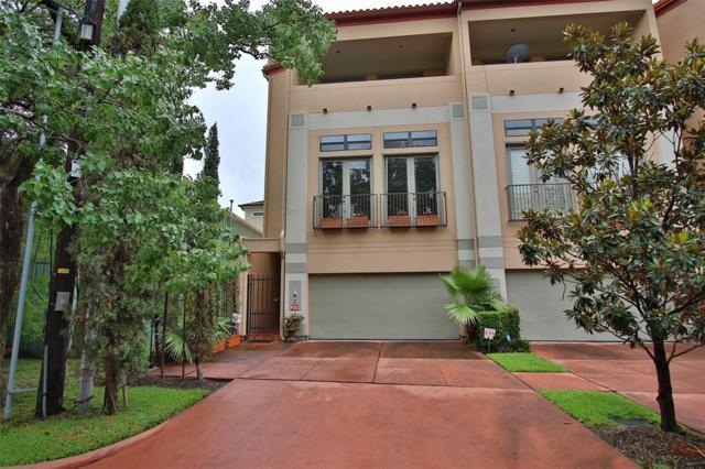 3200 W Lamar Street #1, Houston, TX 77019 (MLS #14491609) :: Krueger Real Estate