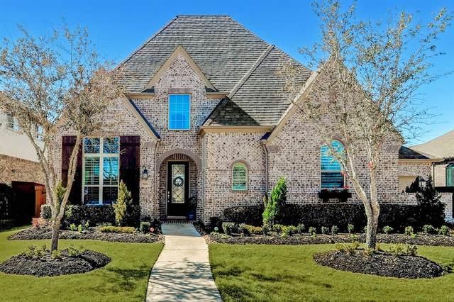 11614 Bishopbriggs Drive, Richmond, TX 77407 (MLS #14501609) :: Michele Harmon Team