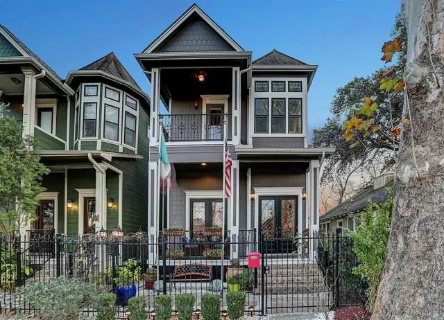 414 E 28th Street, Houston, TX 77008 (MLS #14502016) :: My BCS Home Real Estate Group