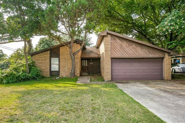 2801 Tumbleweed Trail, Grapevine, TX 76051 (MLS #14504518) :: The Bly Team