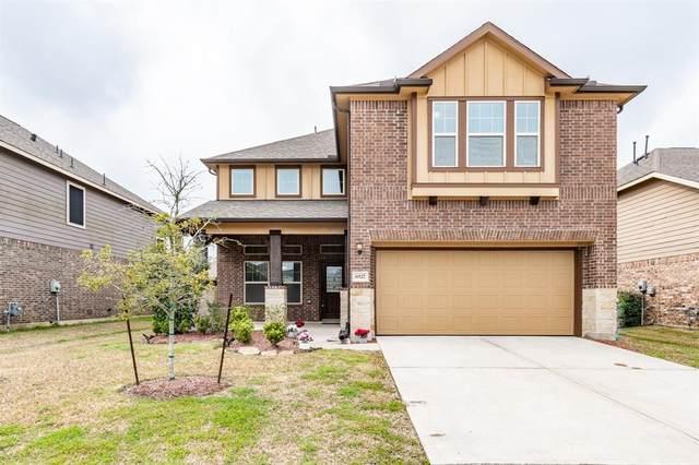 6527 Hunters Way Lane, Baytown, TX 77521 (MLS #14521653) :: The SOLD by George Team