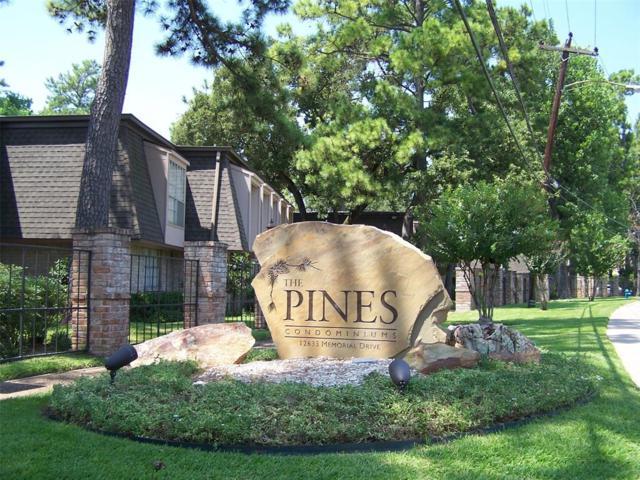 12633 Memorial Drive #118, Houston, TX 77024 (MLS #14532237) :: Krueger Real Estate
