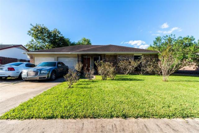 10523 Kirkglen Drive, Houston, TX 77089 (MLS #14542359) :: The Home Branch