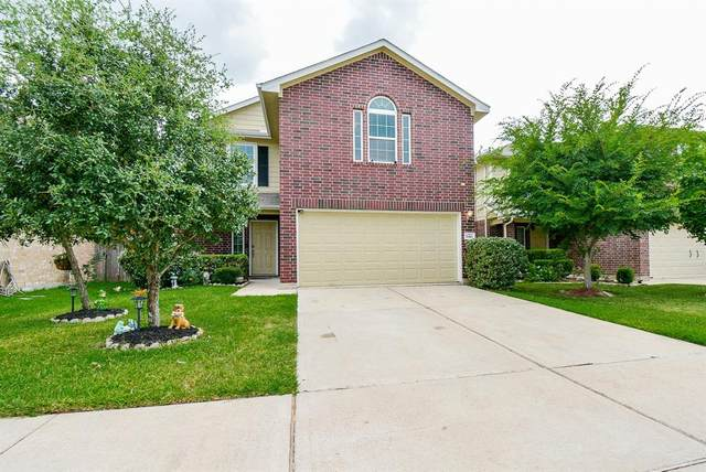1146 Crestmont Place Loop, Missouri City, TX 77489 (MLS #14555046) :: The SOLD by George Team