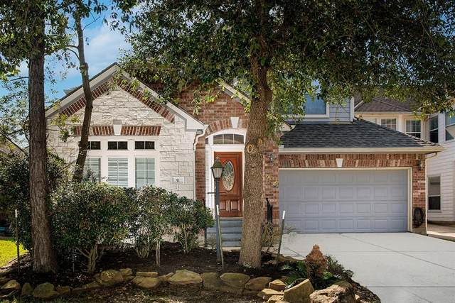 51 Marble Wood Place, The Woodlands, TX 77381 (MLS #14566851) :: The Home Branch