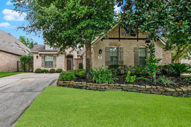 39 Columbia Crest Place, The Woodlands, TX 77382 (MLS #14567702) :: Green Residential
