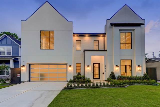 1220 Thornton Road, Houston, TX 77018 (MLS #14573880) :: Connect Realty