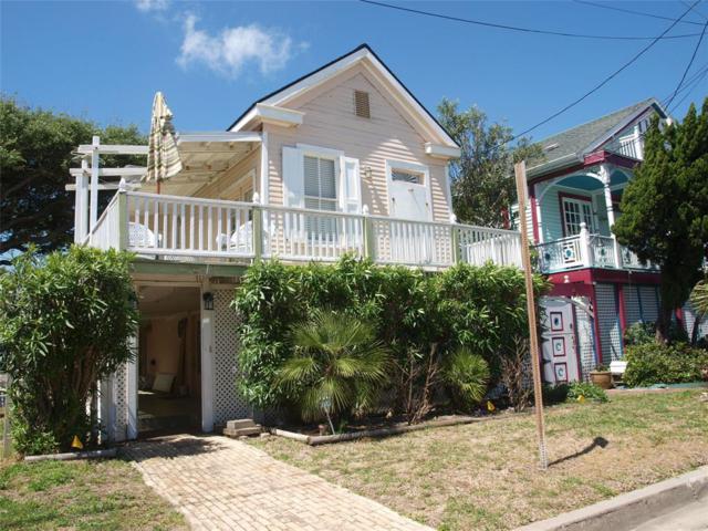 1805 19th Street, Galveston, TX 77550 (MLS #14574838) :: Texas Home Shop Realty