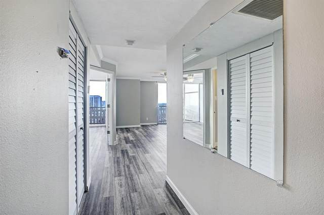 2016 Main Street #2204, Houston, TX 77002 (MLS #14575257) :: The SOLD by George Team