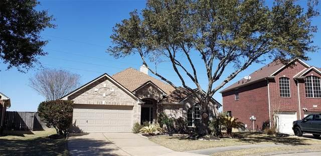5039 Barstow Bend Lane, Katy, TX 77449 (MLS #14578467) :: Michele Harmon Team