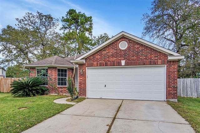 9817 Tanager Lane, Conroe, TX 77385 (MLS #14581774) :: The Bly Team