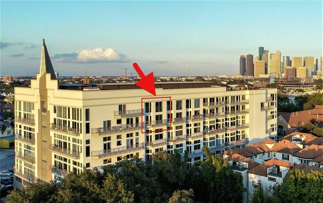 3311 Yupon St #617, Houston, TX 77006 (MLS #14594530) :: Connect Realty
