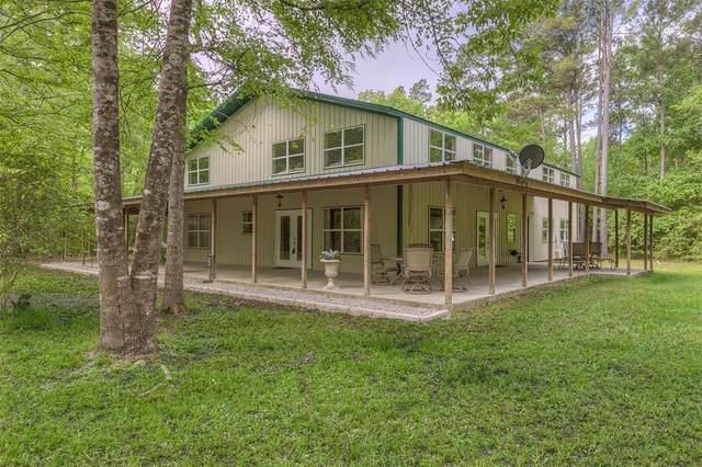 290 Deerwood Drive, Trinity, TX 75862 (MLS #14596896) :: The Heyl Group at Keller Williams