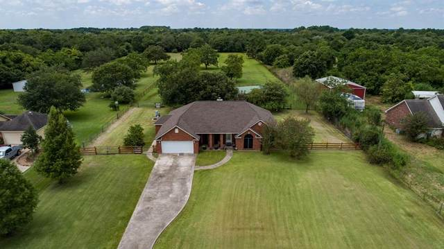 14123 County Road 185, Alvin, TX 77511 (MLS #14598835) :: The SOLD by George Team