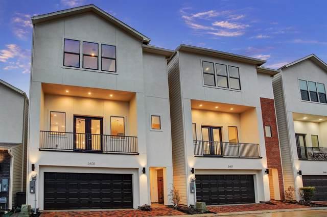 3405 Kensington Yellow Place, Houston, TX 77008 (MLS #14602555) :: Ellison Real Estate Team