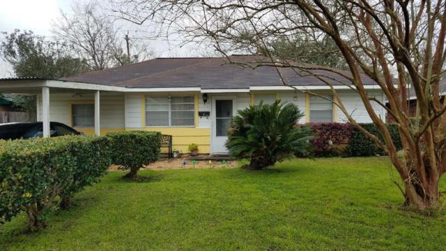 3611 Cedarcrest Drive, Pasadena, TX 77503 (MLS #14605499) :: Fairwater Westmont Real Estate