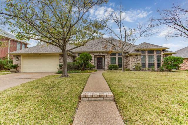 1001 Woodhaven Circle, College Station, TX 77840 (MLS #14611391) :: The SOLD by George Team