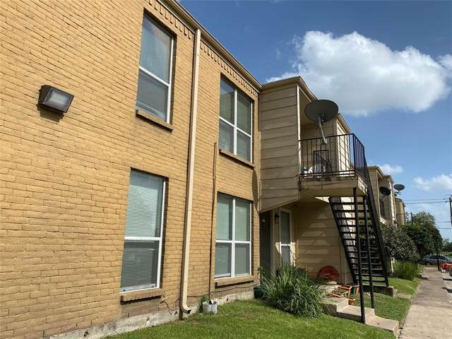8100 Creekbend Drive #155, Houston, TX 77071 (MLS #14619905) :: Caskey Realty