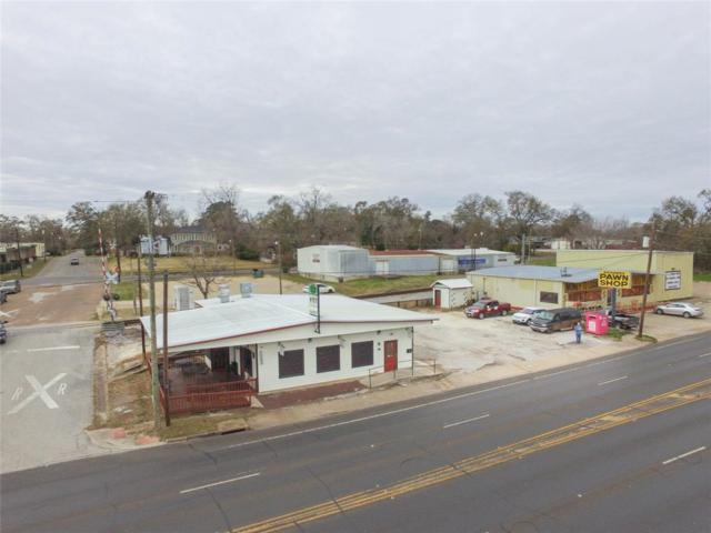 705 N Washington Avenue, Livingston, TX 77351 (MLS #14631949) :: Fairwater Westmont Real Estate