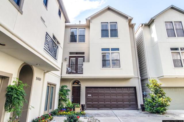 5408 Rose Street, Houston, TX 77007 (MLS #14635077) :: Giorgi Real Estate Group