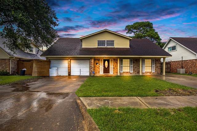 2005 N Fisher Court, Pasadena, TX 77502 (MLS #14638957) :: The Bly Team