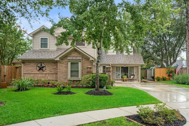 1126 Wentworth Drive, Pearland, TX 77584 (MLS #14660407) :: The Queen Team