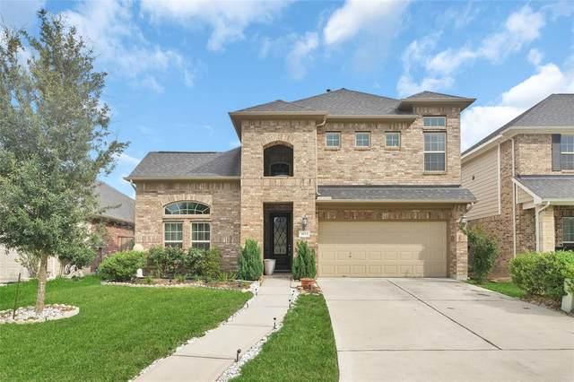 4811 Pecan Arbor Lane, Houston, TX 77069 (MLS #14666190) :: The SOLD by George Team
