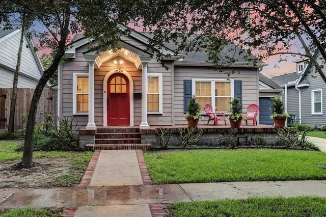 1624 Vassar Street, Houston, TX 77006 (#14668603) :: ORO Realty