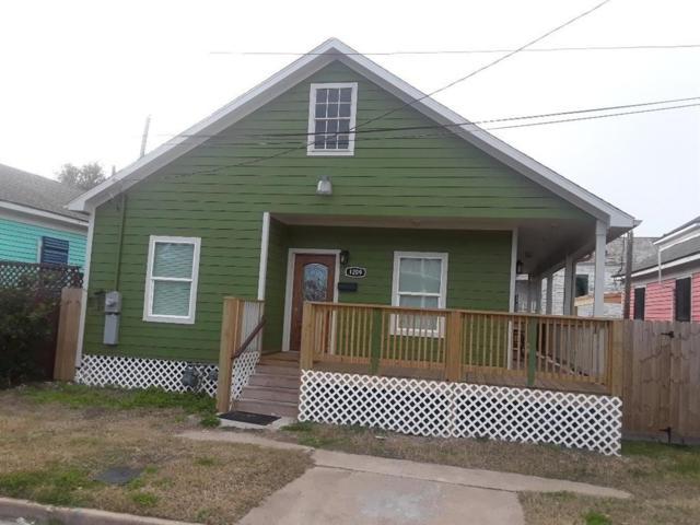 1209 11 TH Lane, Galveston, TX 77550 (MLS #14687568) :: Magnolia Realty