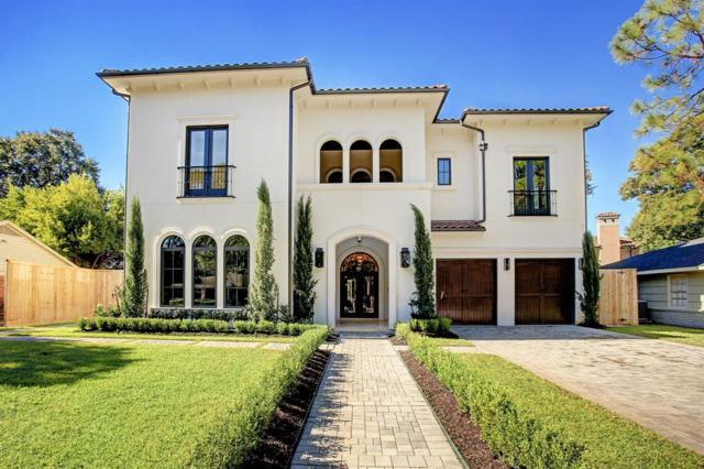 3618 Newcastle Drive, Houston, TX 77027 (MLS #14689130) :: Texas Home Shop Realty