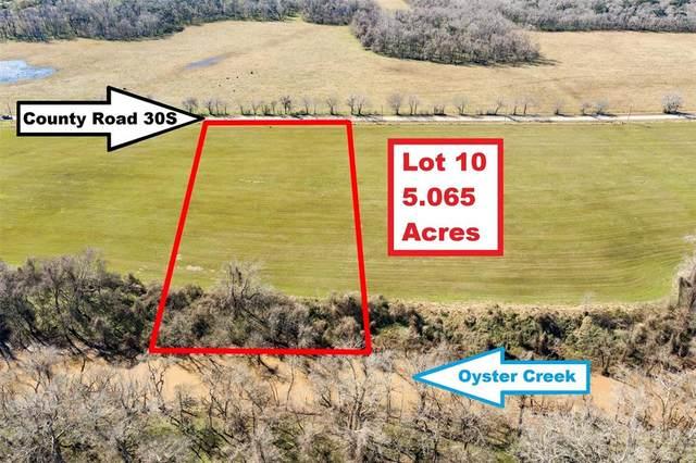 Lot 10 County Road 30S, Angleton, TX 77515 (MLS #14702797) :: Ellison Real Estate Team