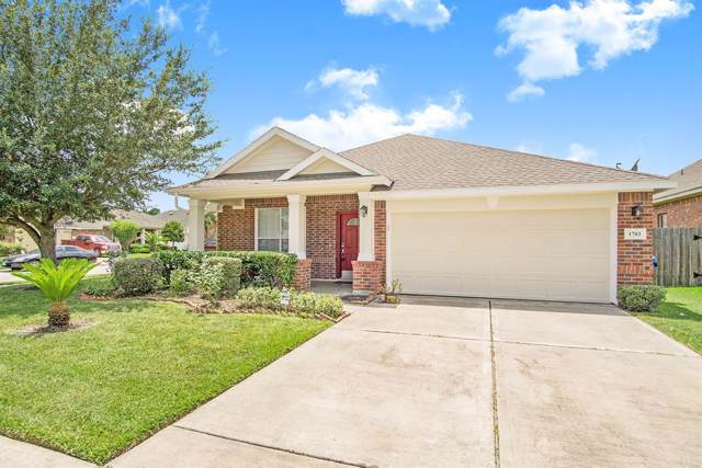 1703 Sonoma Trail Drive, Houston, TX 77049 (MLS #14711343) :: JL Realty Team at Coldwell Banker, United